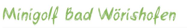 Minigolf Bad Wörishofen Logo